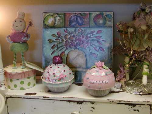 Cupcakesbouquet